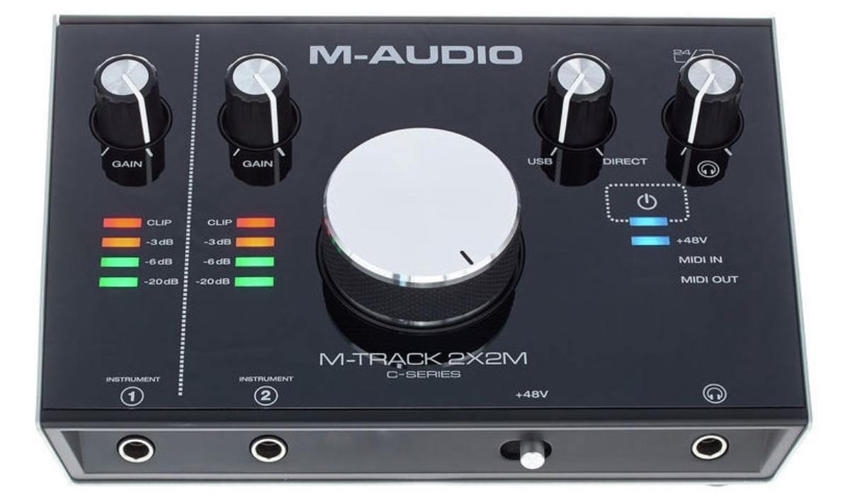 M-Audio 2X2M USB Audio Interface